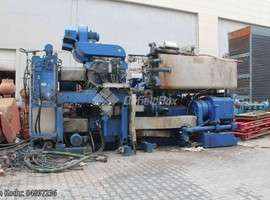 CEMENTING UNIT WITH DIESEL ENGINES COMPLETE UNIT