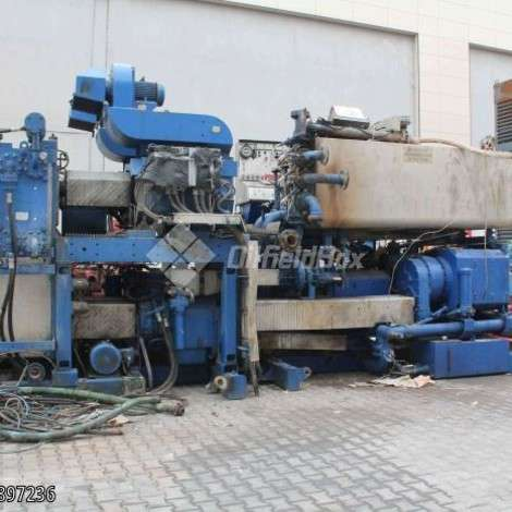Used Schlumberger CEMENTING UNIT WITH DIESEL ENGINES COMPLETE UNIT year of 0 for sale, price ask the owner, at TurkPrinting in Cementing Unit