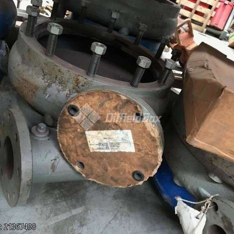 Used National Oilwell Varco (NOV) MAGNUM PUMP, 5X4X14 SEAL year of 0 for sale, price ask the owner, at TurkPrinting in Centrifugal Pumps