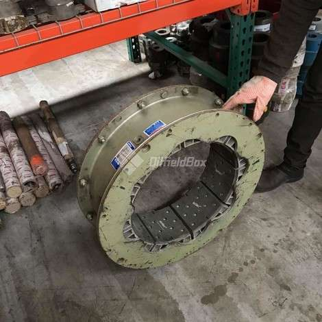 Used EATON AIRFLEX CLUTCH 16 VC 600 year of 0 for sale, price ask the owner, at TurkPrinting in RIG EQUIPMENT