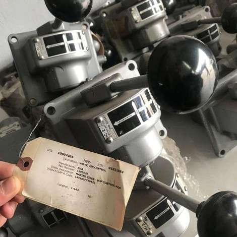 Used REXROTH VALVE, AIR CONTROL, WABCO TYPE HC2XS year of 2019 for sale, price ask the owner, at TurkPrinting in Control Valves
