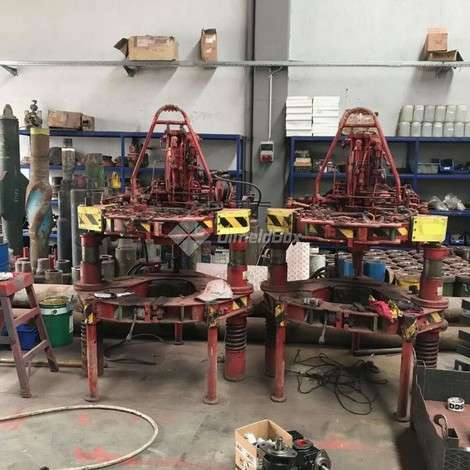 Used National Oilwell Varco (NOV) PwrTong year of 2017 for sale, price ask the owner, at TurkPrinting in Power Tongs