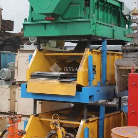 Used Derrick MUD SHALE SHAKER, 3 EA AVAILABLE year of 0 for sale, price ask the owner, at TurkPrinting in Shakers