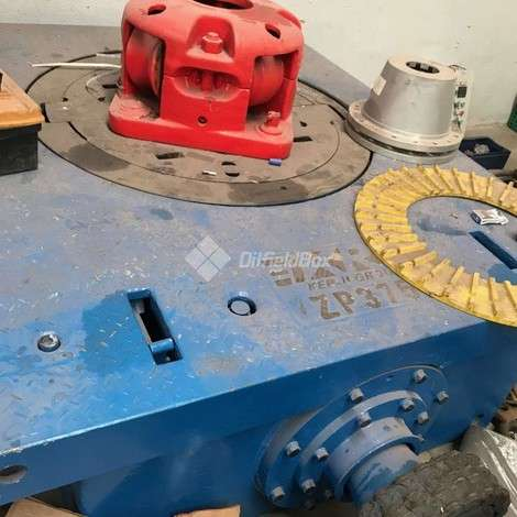 Used BAD ROTARY TABLE 37'' year of 2019 for sale, price ask the owner, at TurkPrinting in Rig Equipment