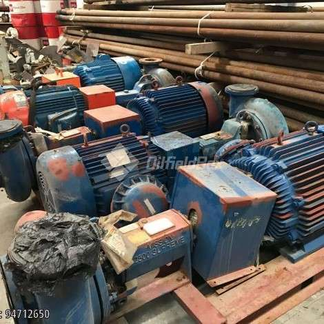 Used National Oilwell Varco (NOV) Centrıfugal Pump, 6x8x14, for Desander Desilter (MISSION 2500 SUPREME) year of 2019 for sale, price ask the owner, at TurkPrinting in Centrifugal Pumps