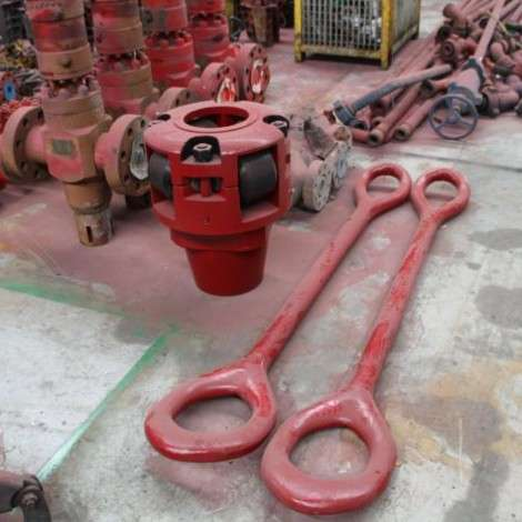 Used Baash Ross ELEVATOR LINKS, DH 250, DH 35, DH 500 year of 2019 for sale, price ask the owner, at TurkPrinting in Links